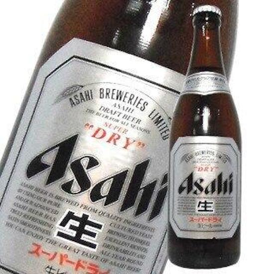 【浅草 アサヒビール 江戸っ子】