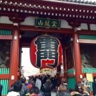 【浅草寺 参拝者数 10年でまさかの伸び!】