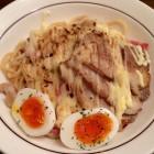浅草の奥地にある焼きスパゲッティの人気店「カルボ」 一番人気はやはりカルボ!