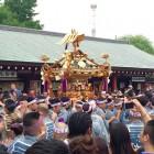 今日から三社祭! 本社神輿ルート紹介  でも実は昨日から三社祭は始まっていた?