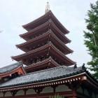 まさか! 浅草寺の五重塔も見れなくなる!! しかも一年以上・・・ なぜ?